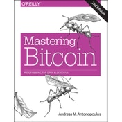 Mastering Bitcoin 2e by Andreas Antonopoulos (Paperback, 2017)