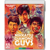Nikkatsu Diamond Guys - Volume 1 Blu-Ray + DVD