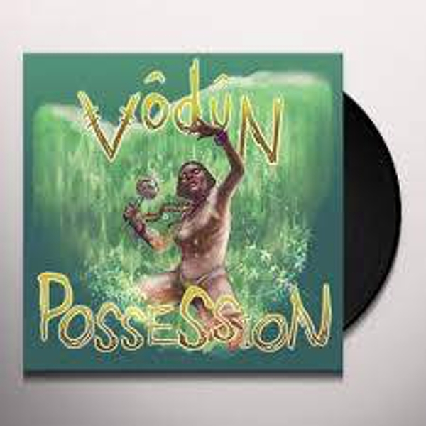VŌDŪN ‎– Possession Vinyl