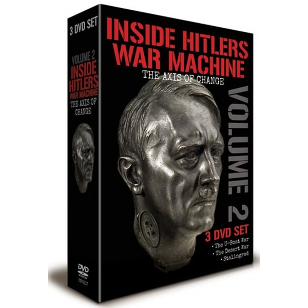 Hitlers Machine: Axis Of Change DVD