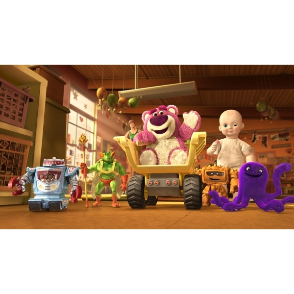 Disney Pixar Toy Story 3 Blu-Ray and DVD - Image 4