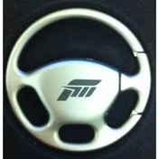 Forza Steering Wheel Keyring