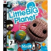 Ex-Display Little Big Planet Game PS3 Used - Like New