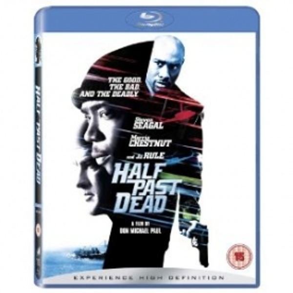 Half Past Dead Blu-Ray - Image 1