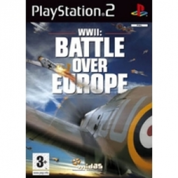 WWII - Battle Over Europe (PlayStation 2)