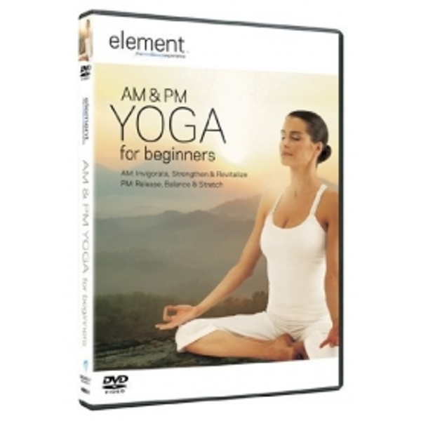 Element AM & PM Yoga DVD