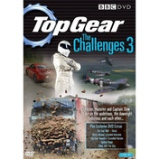 Top Gear - The Challenges 3 DVD