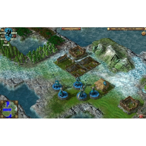The Battles of King Arthur Game PC - Image 5