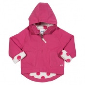 Kite Kids Baby-Girls 3-6 Months Mini Go Raincoat