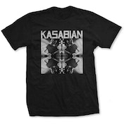Kasabian - Solo Reflect Men's Small T-Shirt - Black
