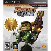 Ratchet & Clank Collection Game PS3 (#)