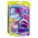 Polly Pocket Pocket World Snow Secret Compact Play Set - Image 2