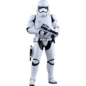 First Order Stormtrooper (Star Wars: The Force Awakens) Hot Toys Figure