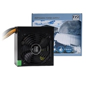 Evo Labs E-750BL 750W 120mm Black Silent Fan PSU