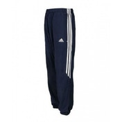 Adidas Samson Woven Tracksuit Bottoms Black Small Navy