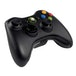 Elite Official Wireless Controller With Play & Charge Kit BLACK Xbox 360 [Damaged Packaging] - Image 2