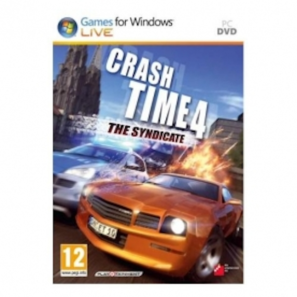 Crash Time 4 The Syndicate Game PC