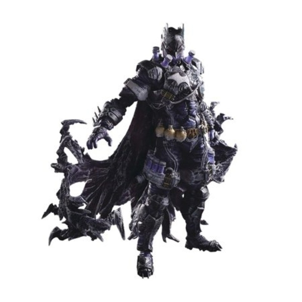 DC Comics Variant Play Arts Kai Batman Rogues Gallery Mr. Freeze Figure