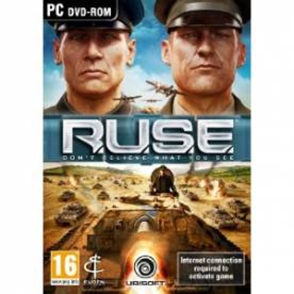 R.U.S.E (Ruse) Game PC