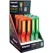 Infapower 1 Watt COB LED Penlight (Pack of 12)