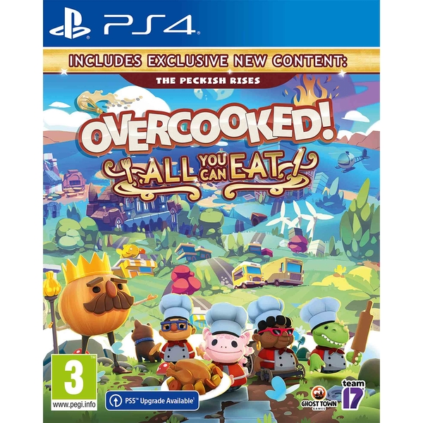 Overcooked! All You Can Eat PS4 Game - Image 1