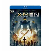 X-Men Days of Future Past Blu-ray 3D + Blu-ray