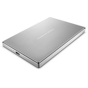 Lacie 1TB Porsche Design Mobile Slim 2.5inch Extension USB-C HDD