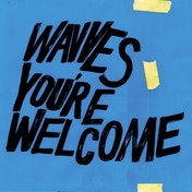 Wavves - You're Welcome (Limited Blue Colour) Vinyl