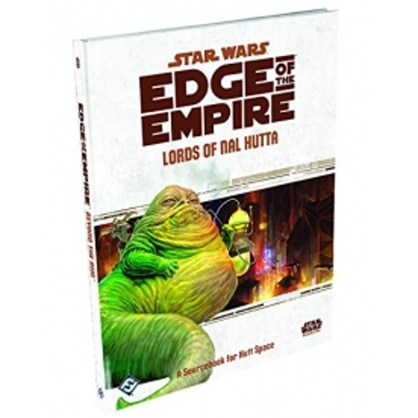 Star Wars Edge of the Empire Lords of Nal Hutta Sourcebook Board Game