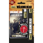 The Walking Dead Hunt Lanyard