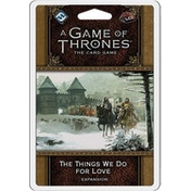 A Game of Thrones LCG 2nd Edition - The Things We Do for Love Expansion