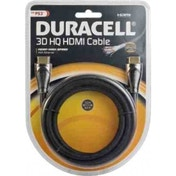 Duracell 3D High Speed HDMI Cable