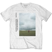 The 1975 - ABIIOR Side Fields Men's Small T-Shirt - White