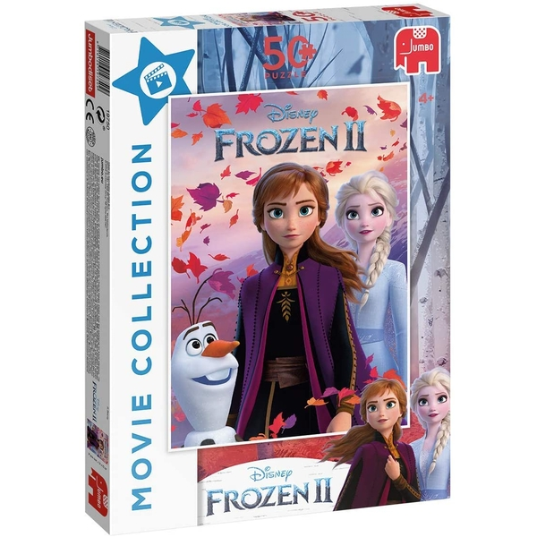 Frozen II Movie Collection Jigsaw Puzzle