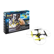 Motion Quadcopter Revell Control