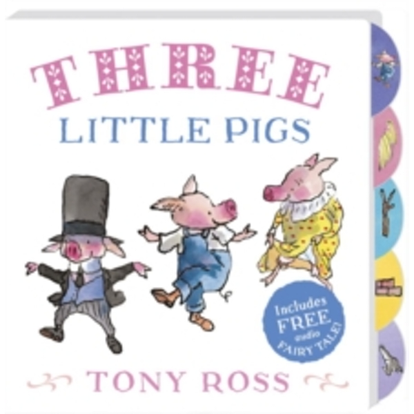 Three Little Pigs : My Favourite Fairy Tales Board Book
