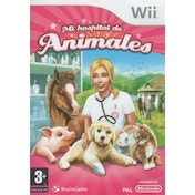 My Animal Centre Game (Spanish Cover) Wii Used - Like New