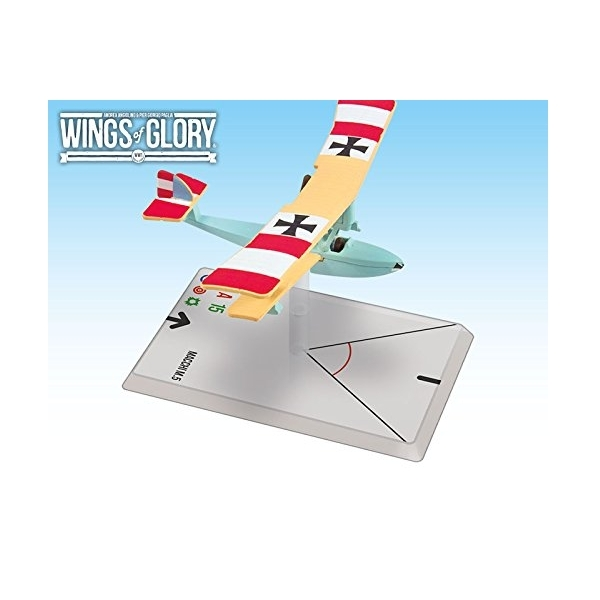 Wings Of Glory Hannover CL.IIIA Luftstreitkrafte Board Game