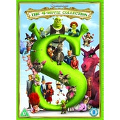 Shrek: The 4-Movie Collection DVD