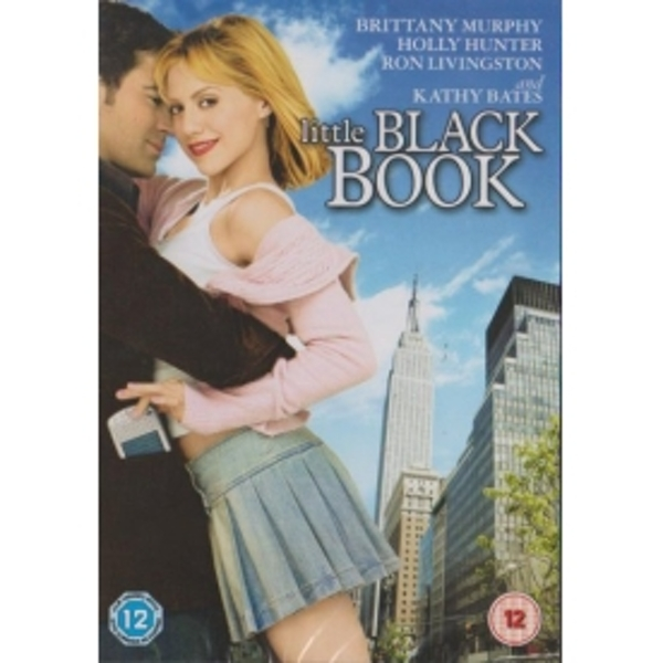 Little Black Book DVD