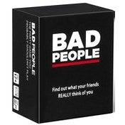 Bad People Card Game