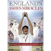 Englands Ashes Miracles DVD