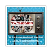 The Greatest TV Themes Of The 50s & 60s CD
