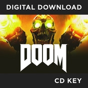 Doom PC CD Key Download for Steam (Inc Demon Multiplayer Pack DLC)