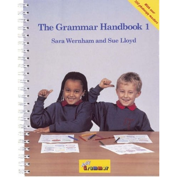 The Grammar 1 Handbook in Precursive Letters (British English edition) 2000 Spiral bound