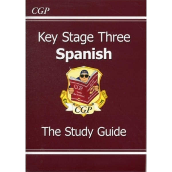 KS3 Spanish Study Guide by CGP Books (Paperback, 2013)