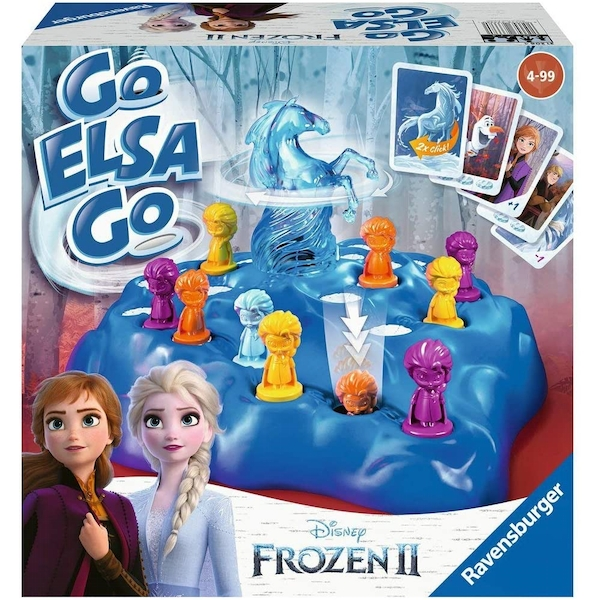 Disney's Frozen 2 Go Elsa Go Board Game