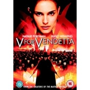 V for Vendetta 2006 DVD