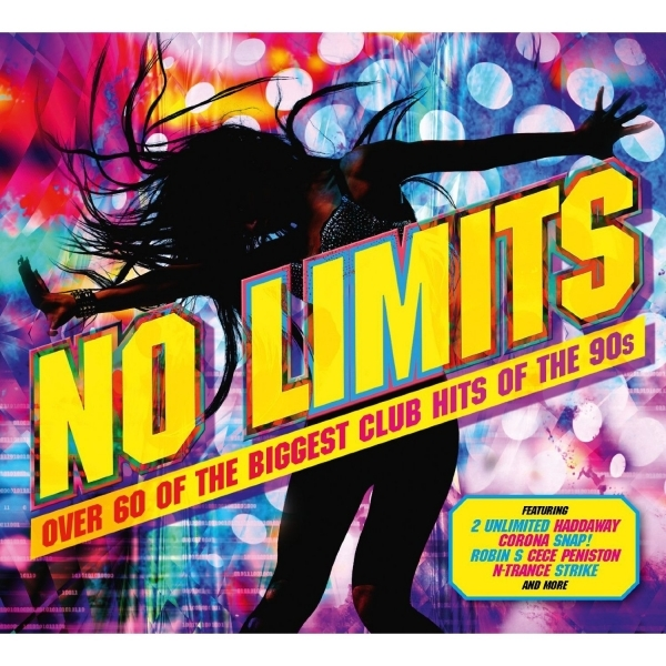 No Limits CD