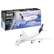 Boeing 747-8 Lufthansa New Livery 1:144 Revell Model Kit